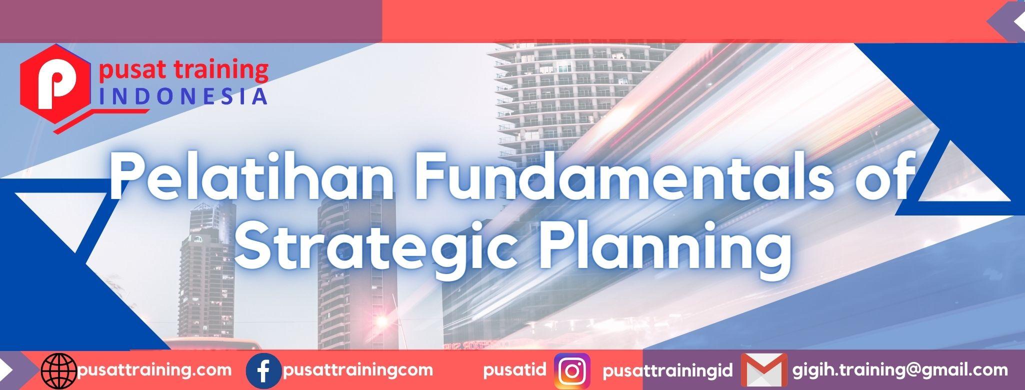 Pelatihan-Fundamentals-of-Strategic-Planning