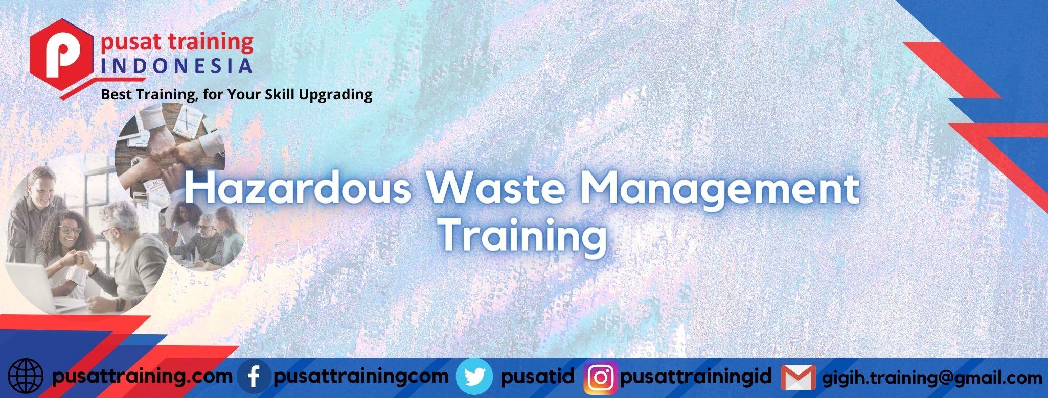 Hazardous-Waste-Management-Training