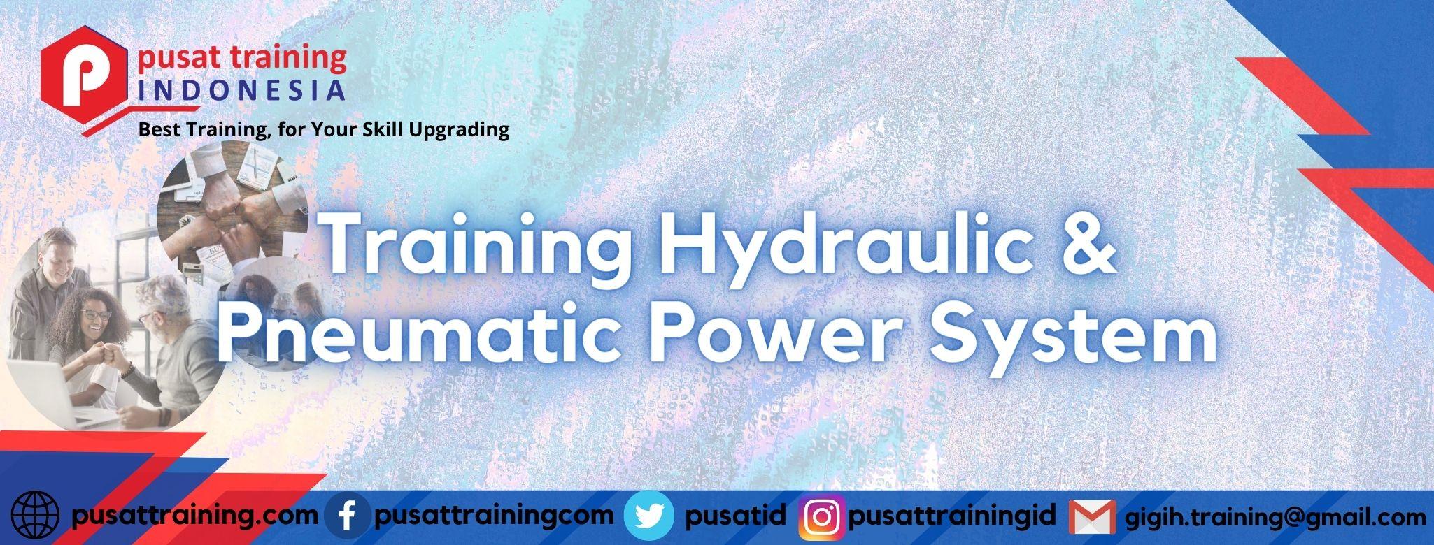 Training-Hydraulic-Pneumatic-Power-System