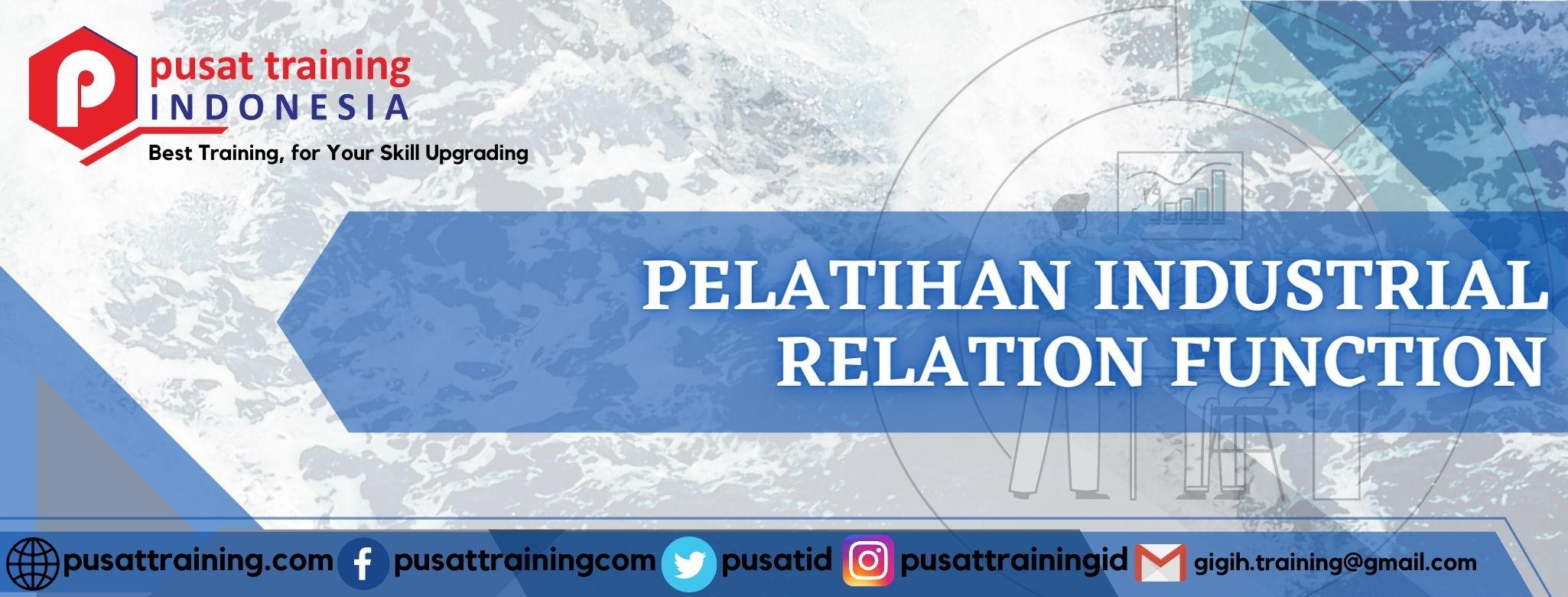 pelatihan-industrial-relation-function