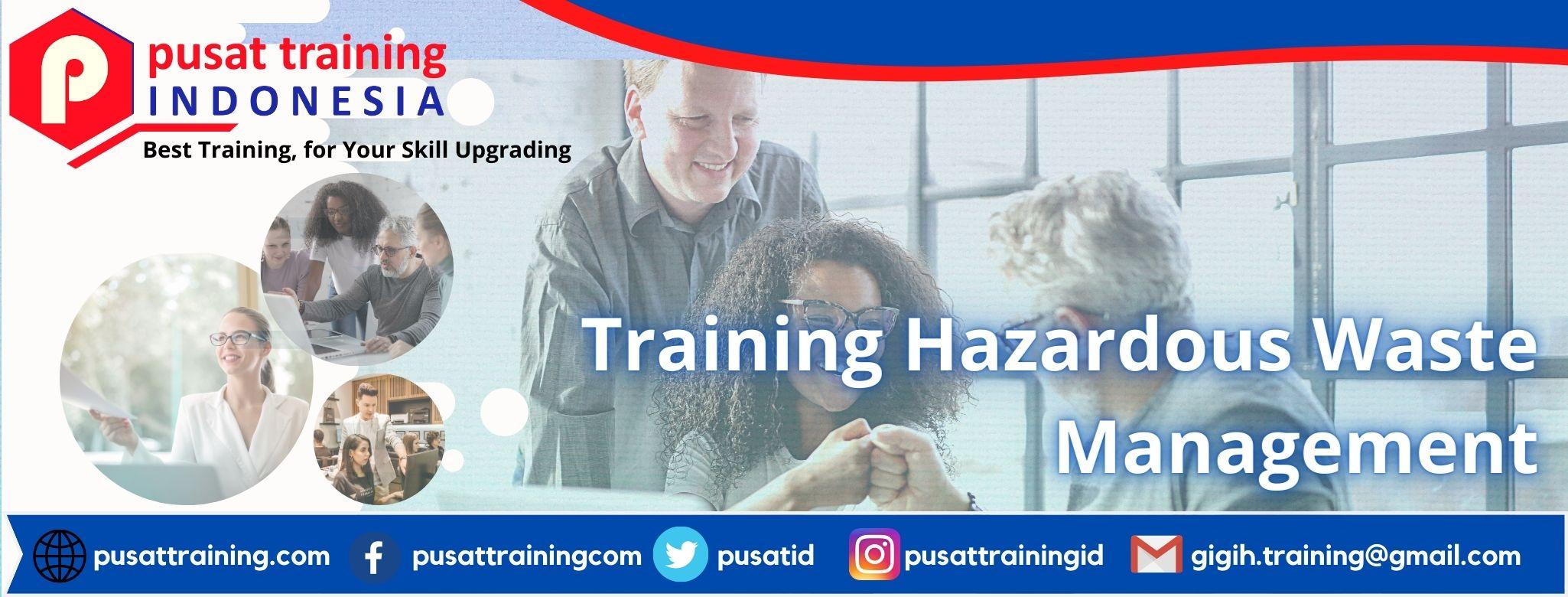 Training-Hazardous-Waste-Management