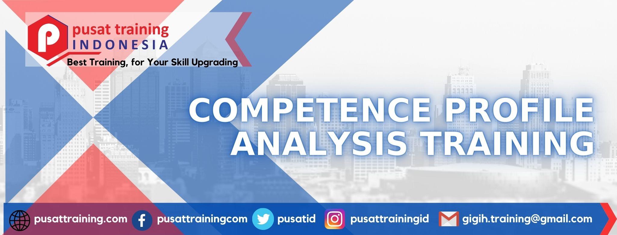 COMPETENCE PROFILE ANALYSIS TRAINING