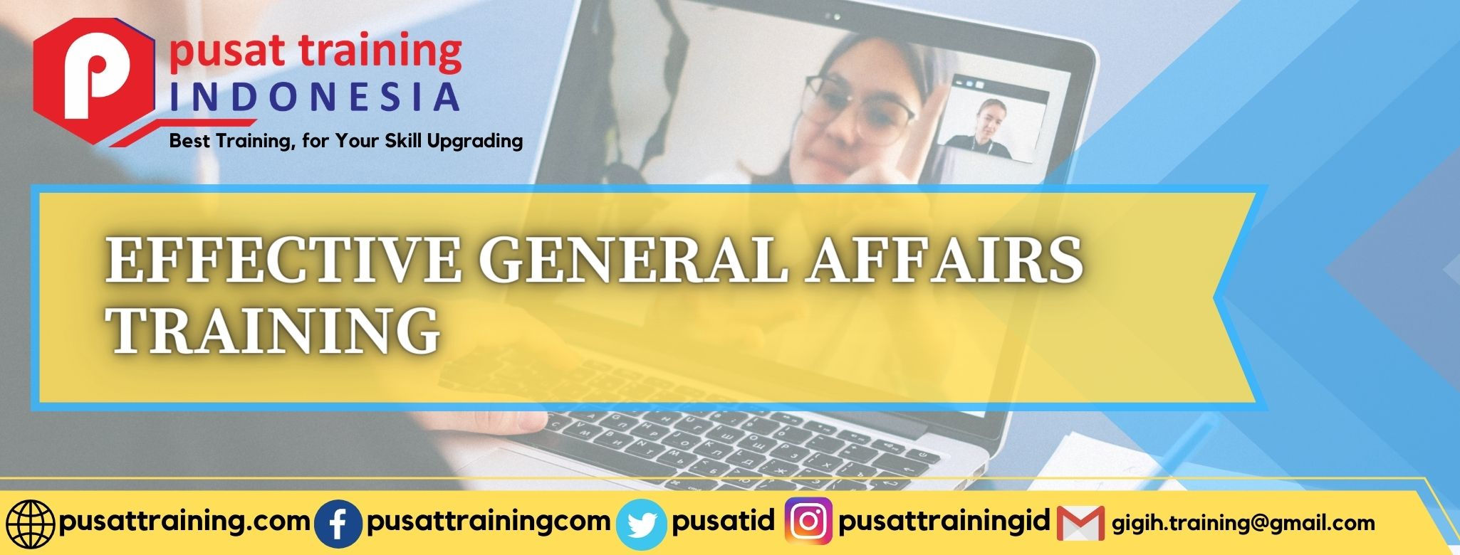 EFFECTIVE GENERAL AFFAIRS TRAINING