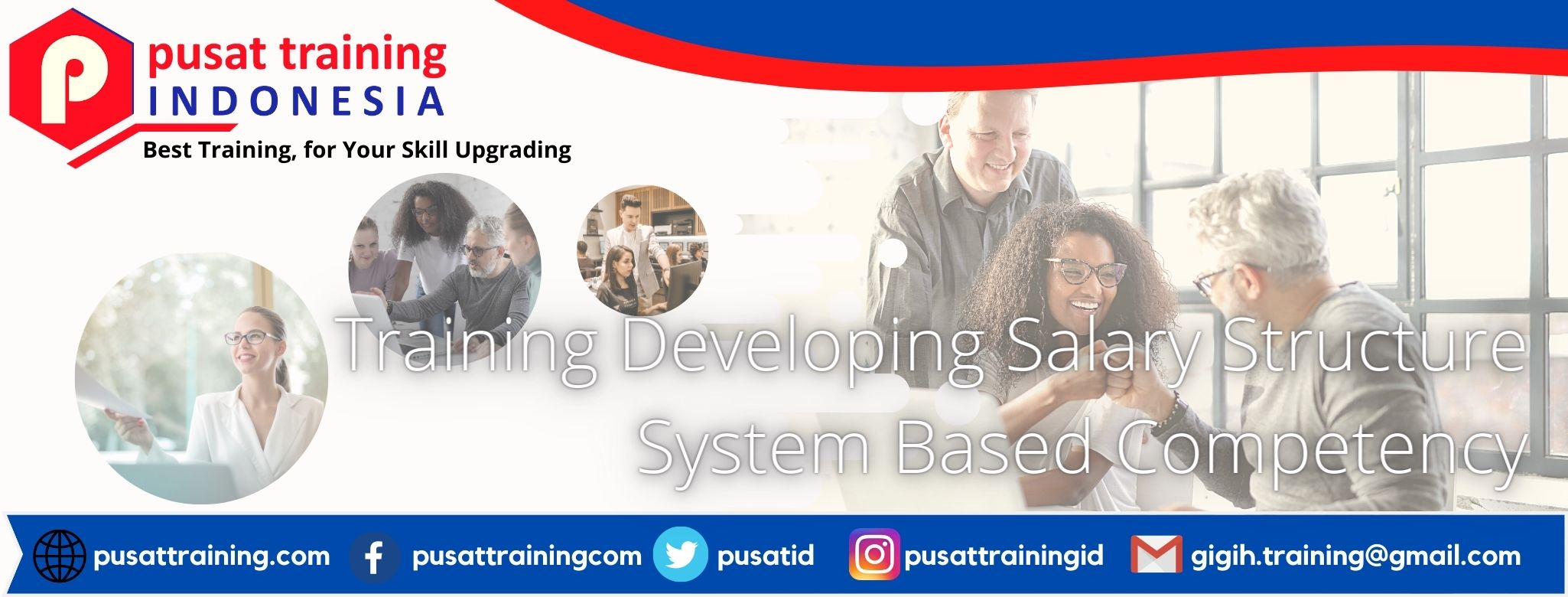 Training Developing Salary Structure System Based Competency