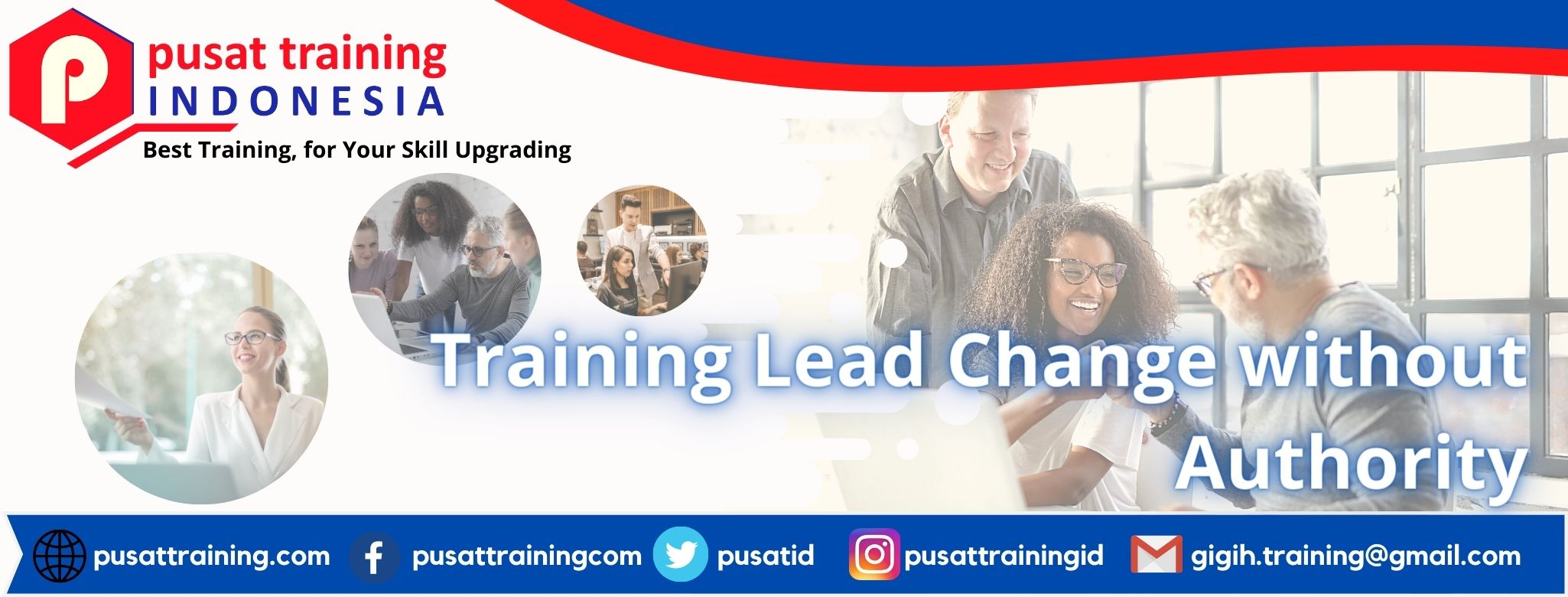 Training Lead Change without Authority