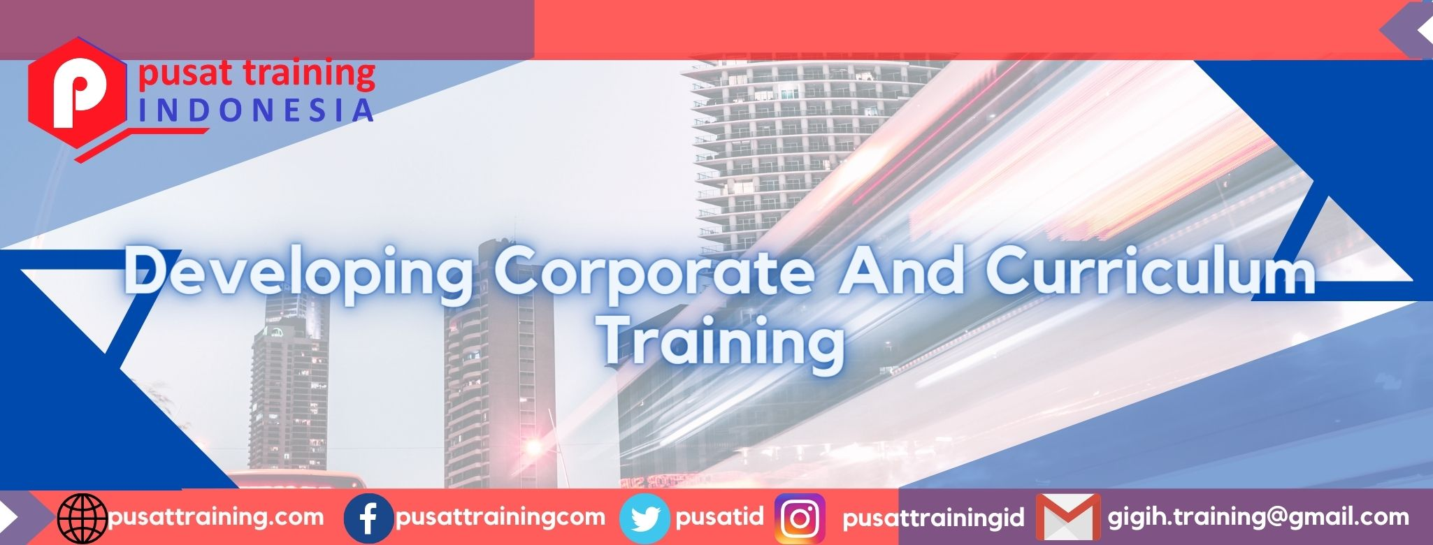 Developing Corporate And Curriculum Training