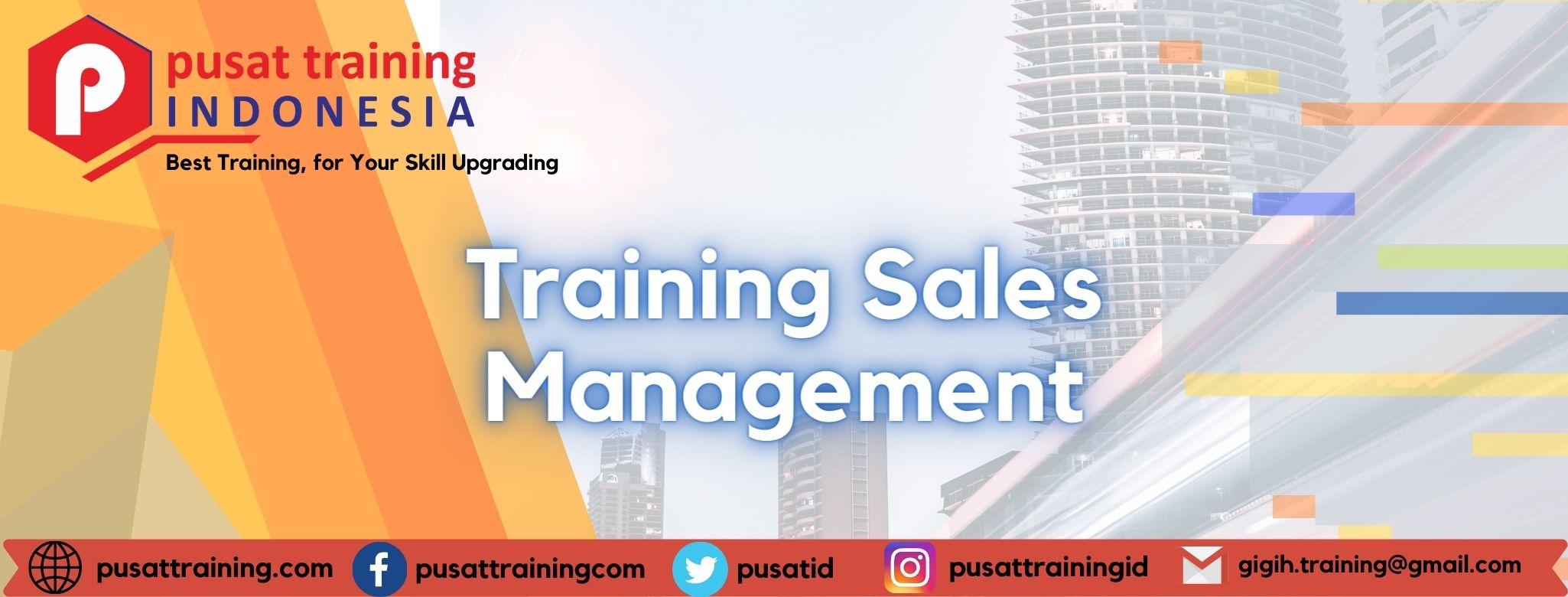 Training Sales Management