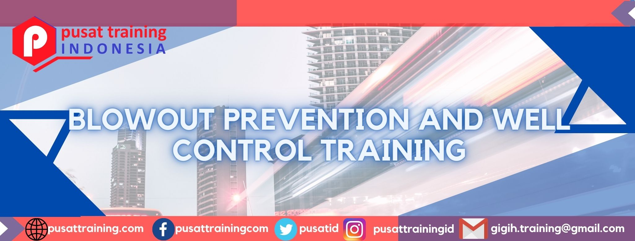 BLOWOUT PREVENTION AND WELL CONTROL TRAINING