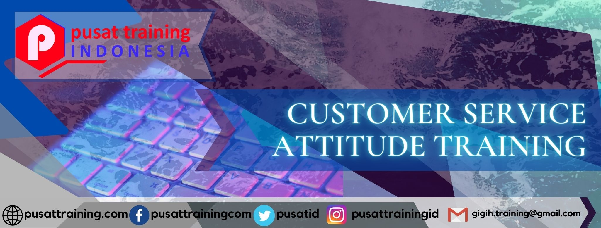 CUSTOMER SERVICE ATTITUDE TRAINING