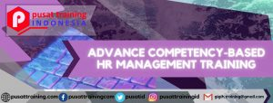 ADVANCE COMPETENCY-BASED HR MANAGEMENT TRAINING