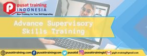 Advance Supervisory Skills Training