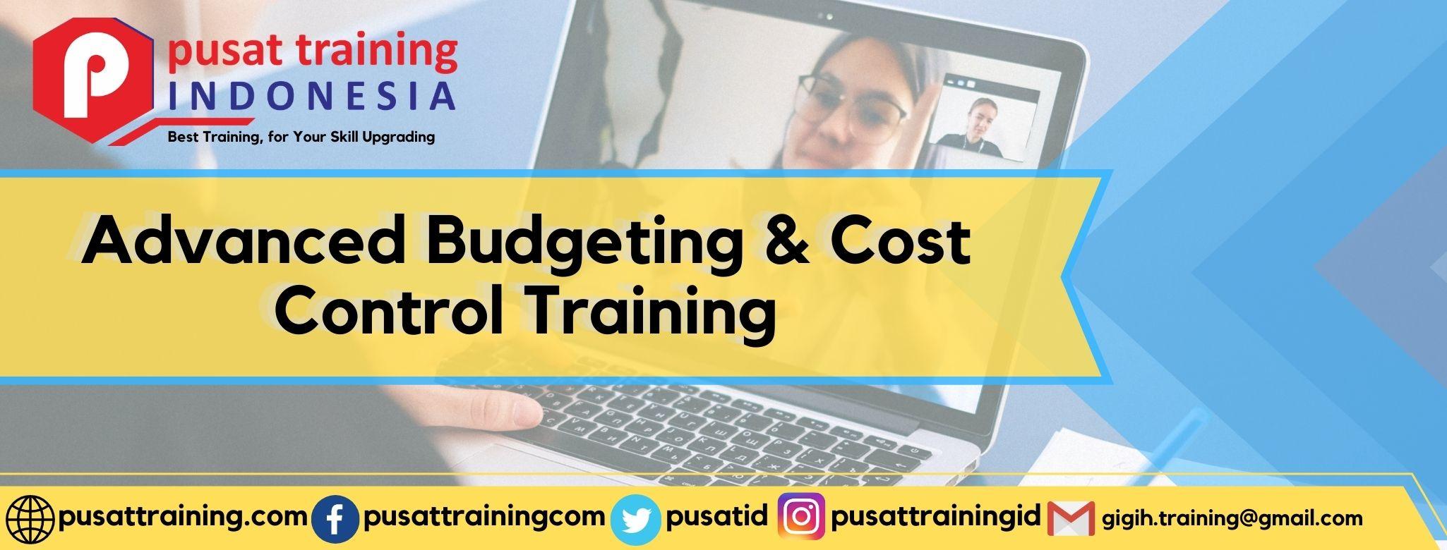 Advanced Budgeting & Cost Control Training