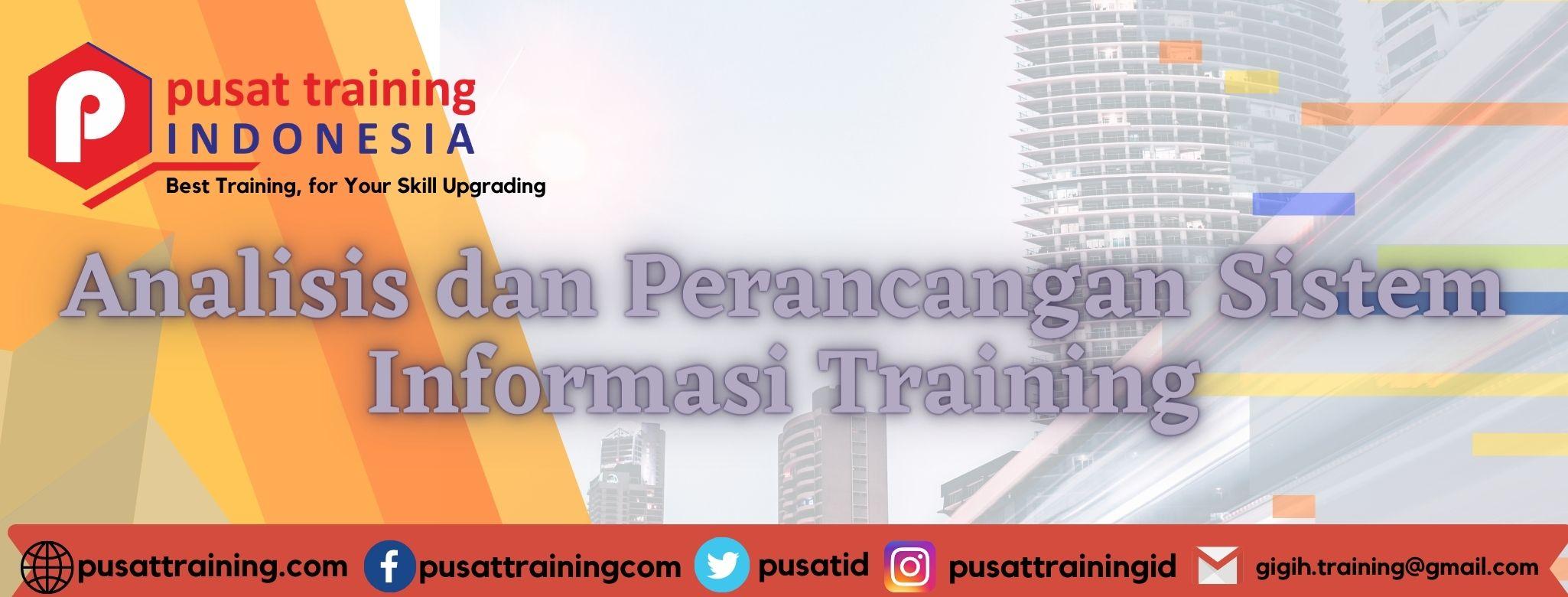 Analisis dan Perancangan Sistem Informasi Training