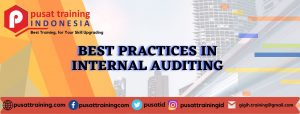 BEST PRACTICES IN INTERNAL AUDITING