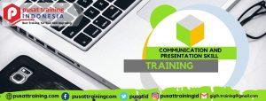 COMMUNICATION AND PRESENTATION SKILL TRAINING