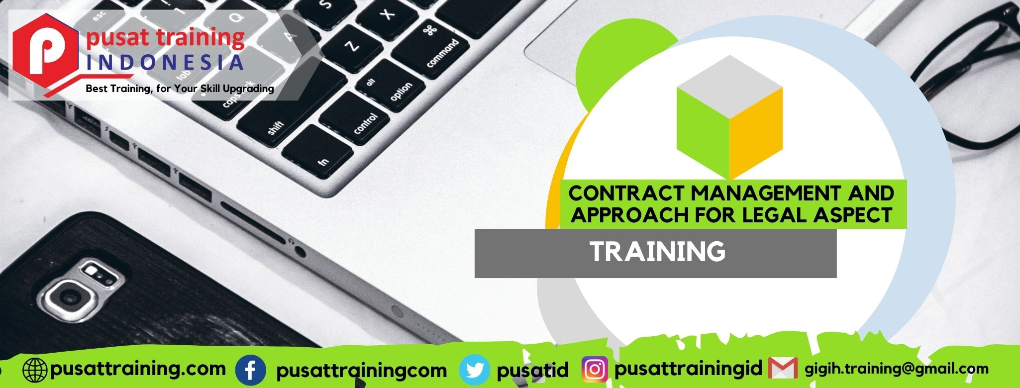 CONTRACT MANAGEMENT AND APPROACH FOR LEGAL ASPECT TRAINING