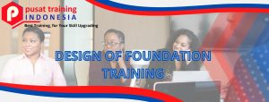 DESIGN OF FOUNDATION TRAINING