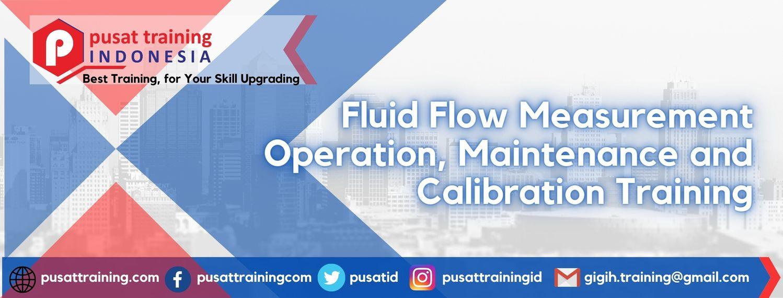 Fluid Flow Measurement Operation, Maintenance and Calibration Training