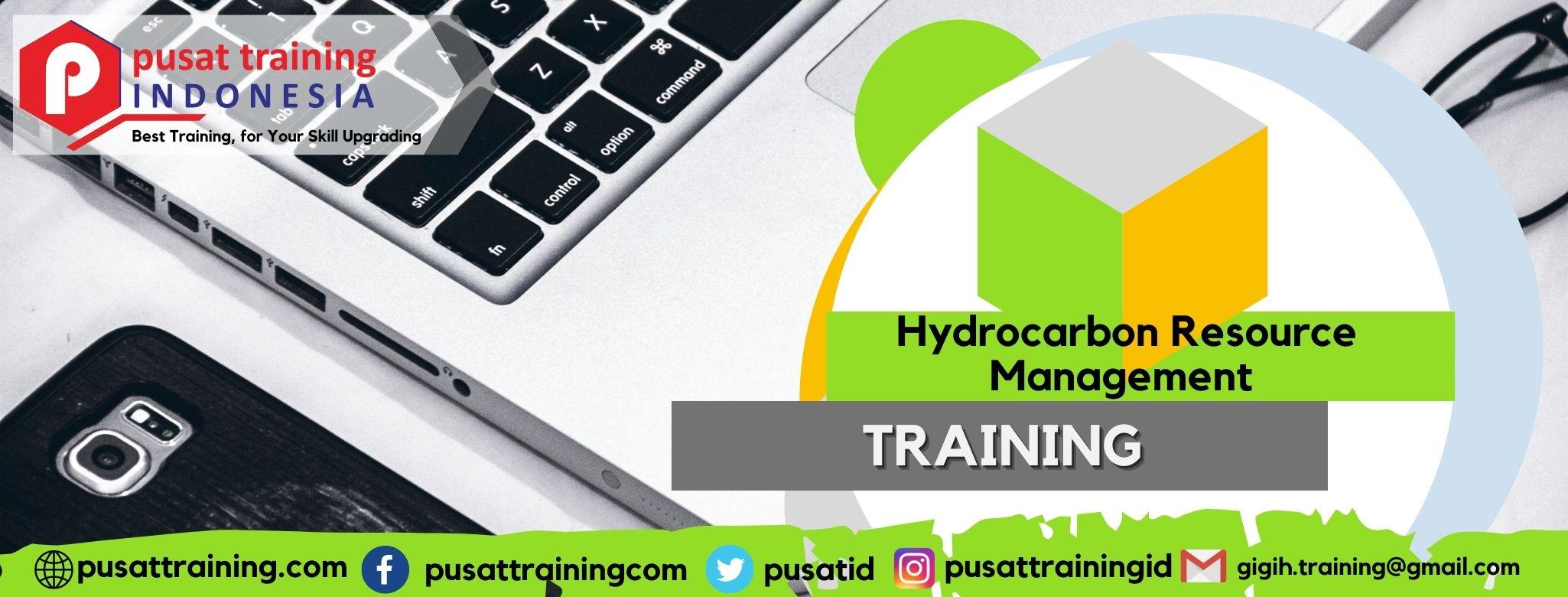Hydrocarbon Resource Management Training