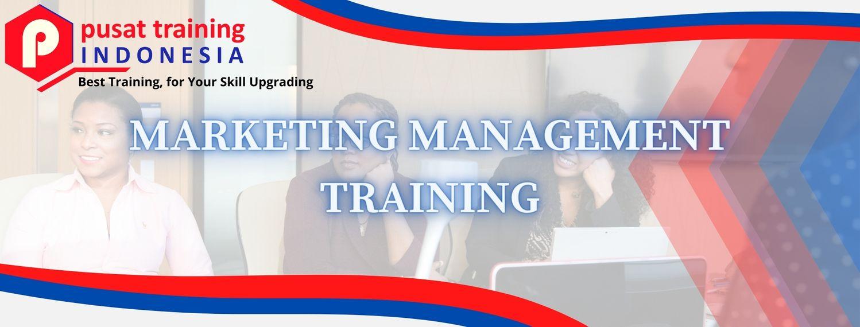 MARKETING MANAGEMENT TRAINING