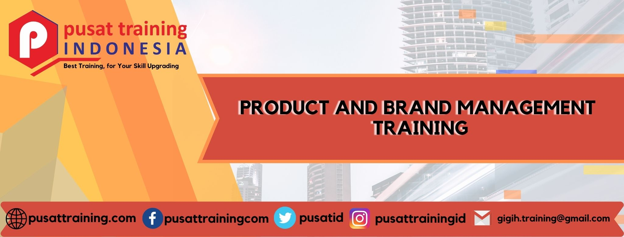 PRODUCT AND BRAND MANAGEMENT TRAINING