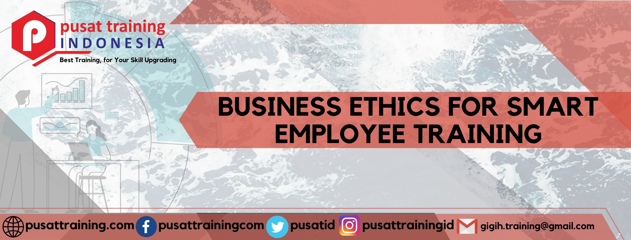 BUSINESS ETHICS FOR SMART EMPLOYEE TRAINING