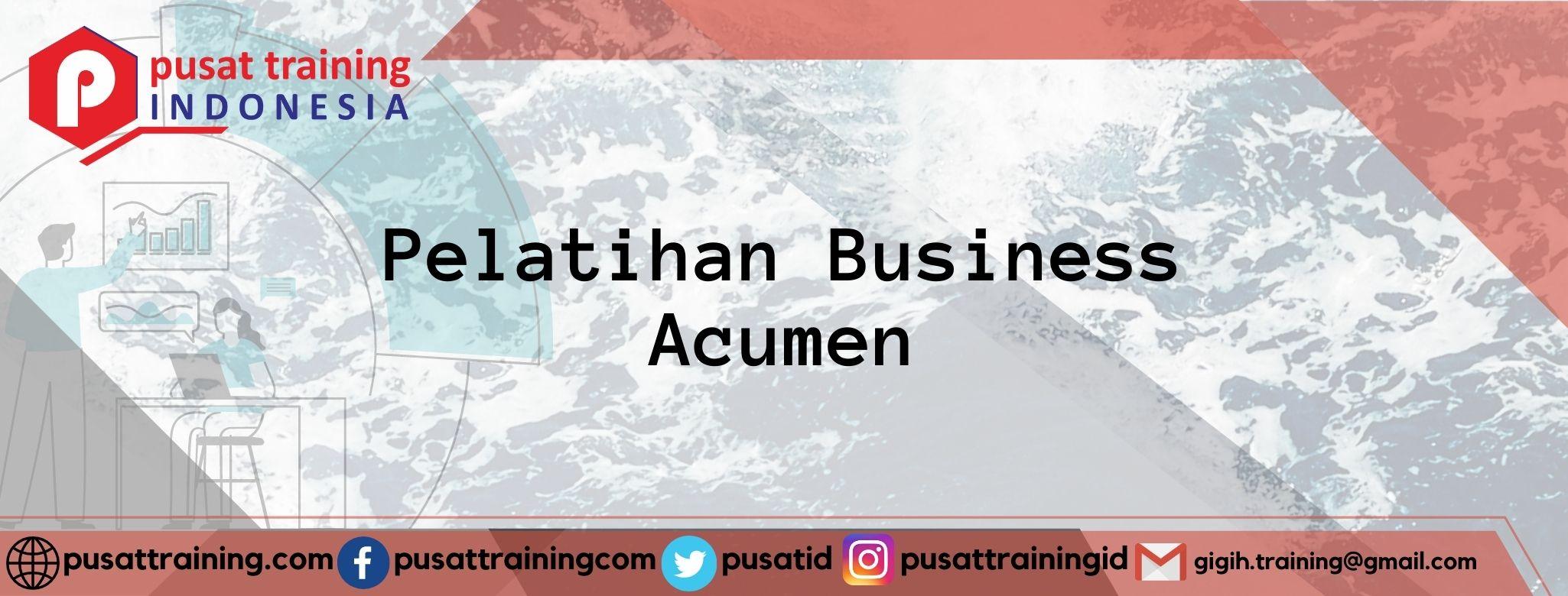 Pelatihan Business Acumen