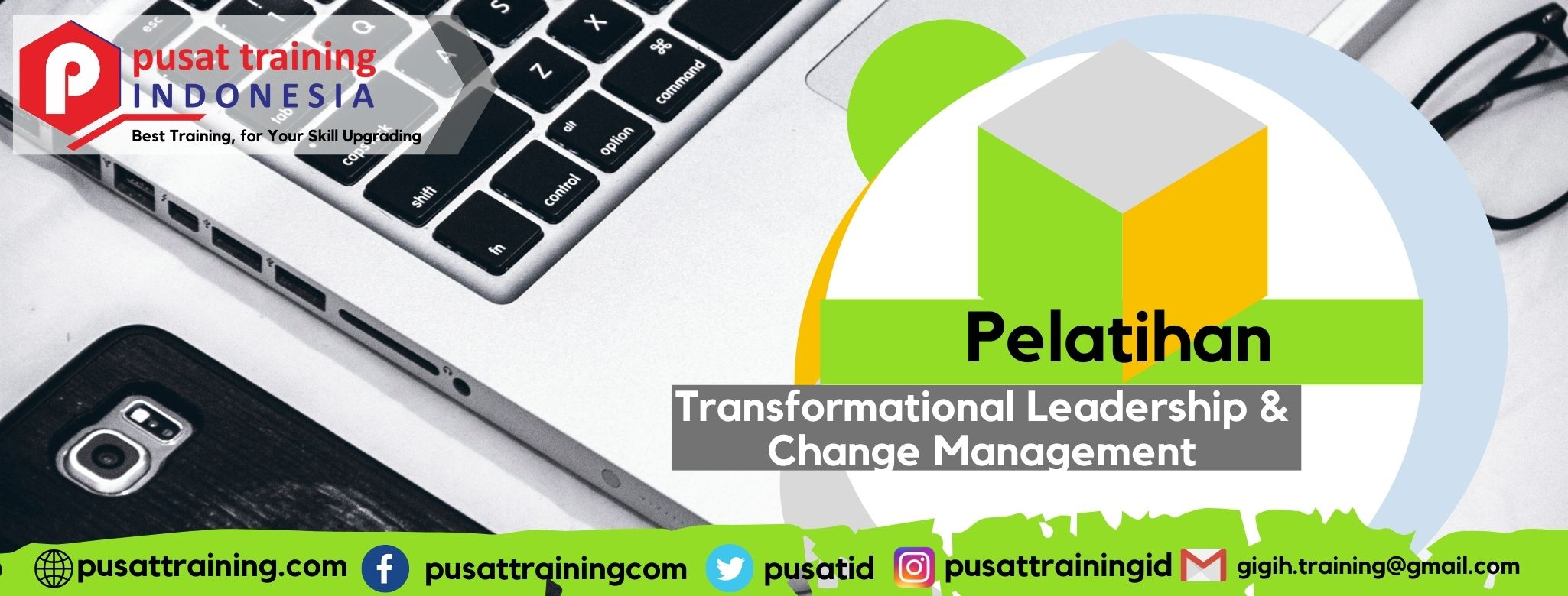 Pelatihan Transformational Leadership & Change Management
