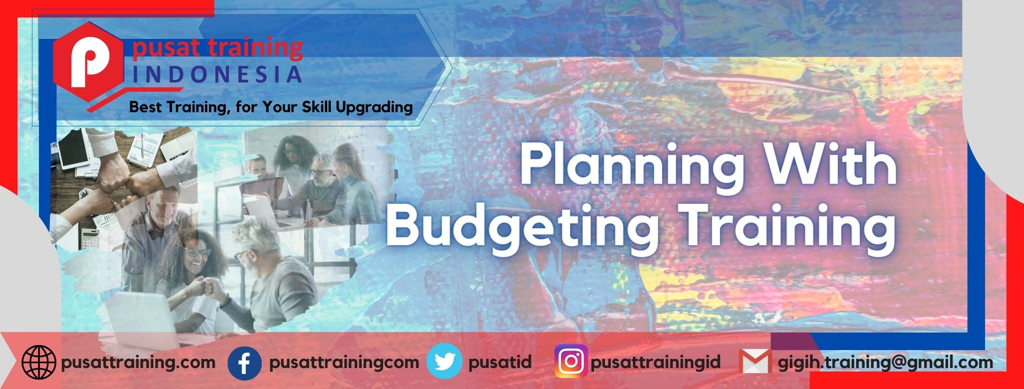 Planning With Budgeting Training