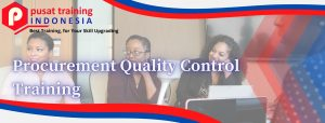Procurement Quality Control Training