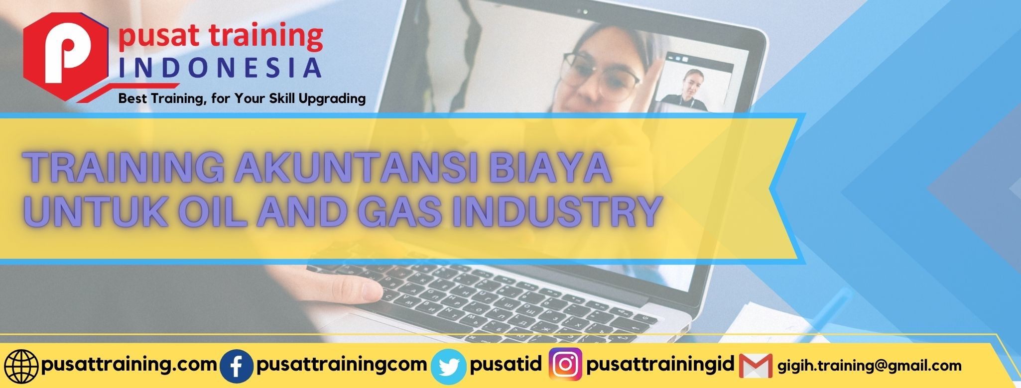TRAINING AKUNTANSI BIAYA UNTUK OIL AND GAS INDUSTRY
