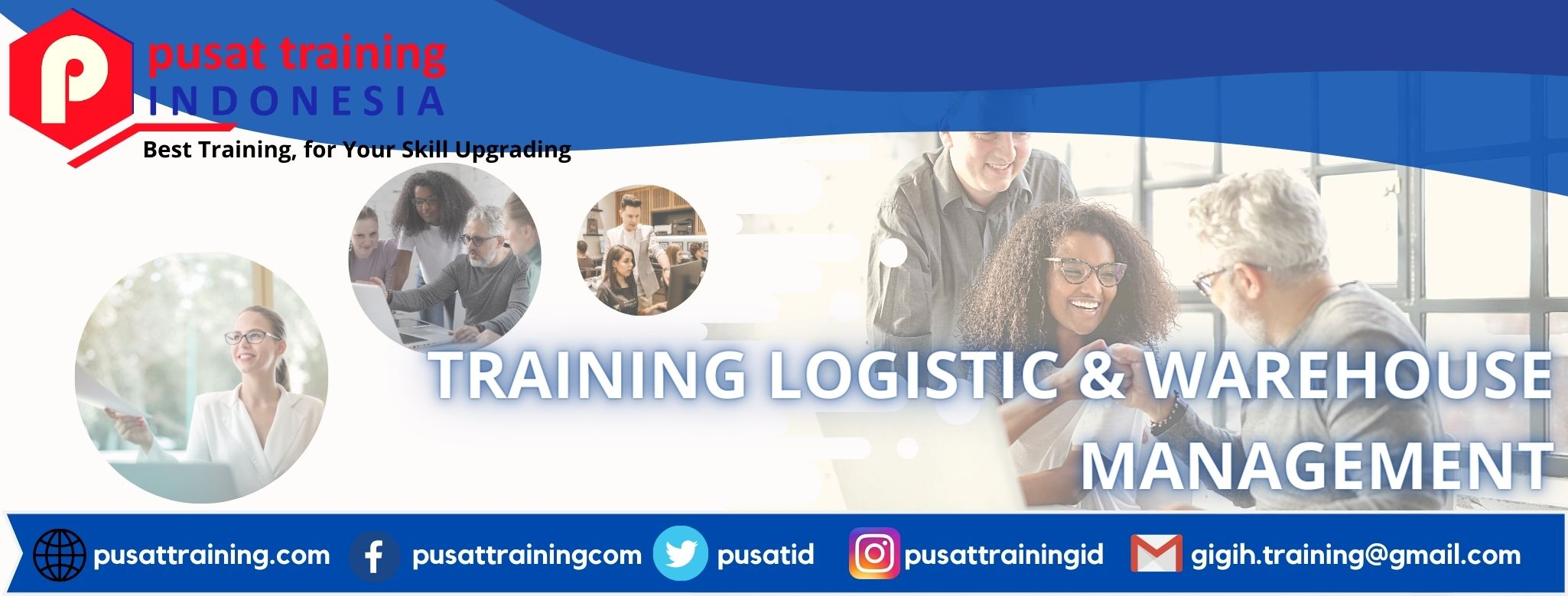 TRAINING LOGISTIC & WAREHOUSE MANAGEMENT
