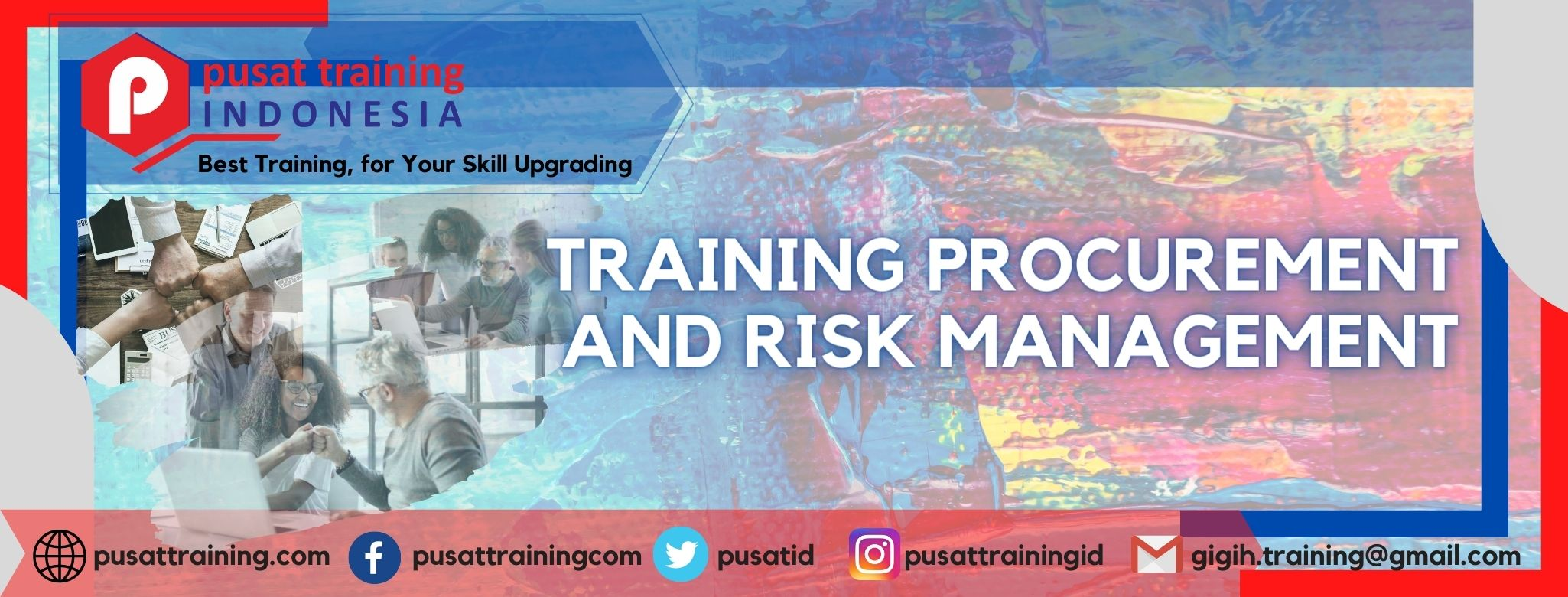 TRAINING PROCUREMENT AND RISK MANAGEMENT
