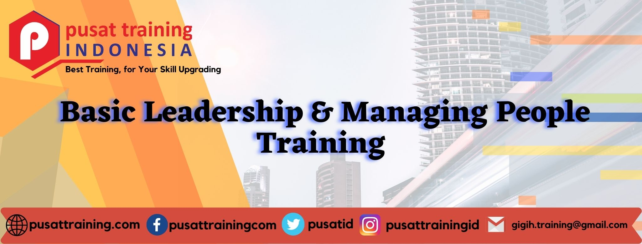 Training Basic Leadership & Managing People