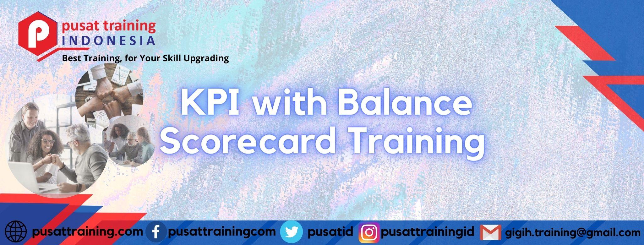 Training KPI with Balance Scorecard