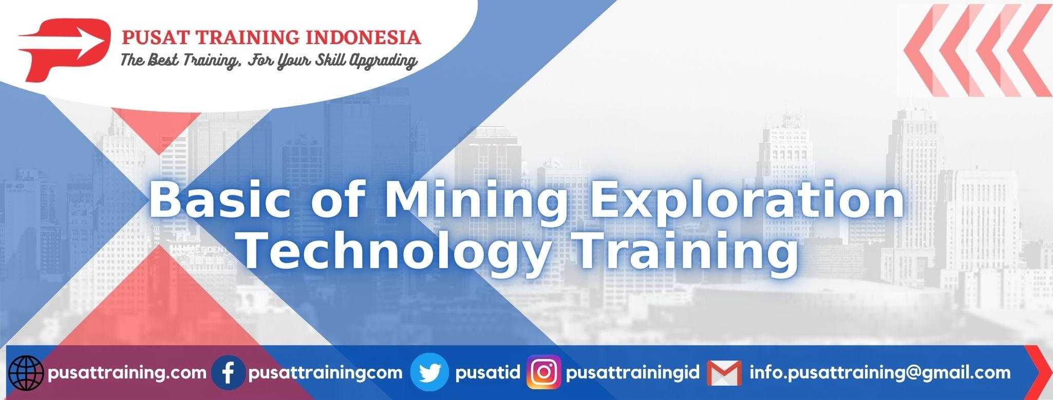 Basic-of-Mining-Exploration-Technology-Training