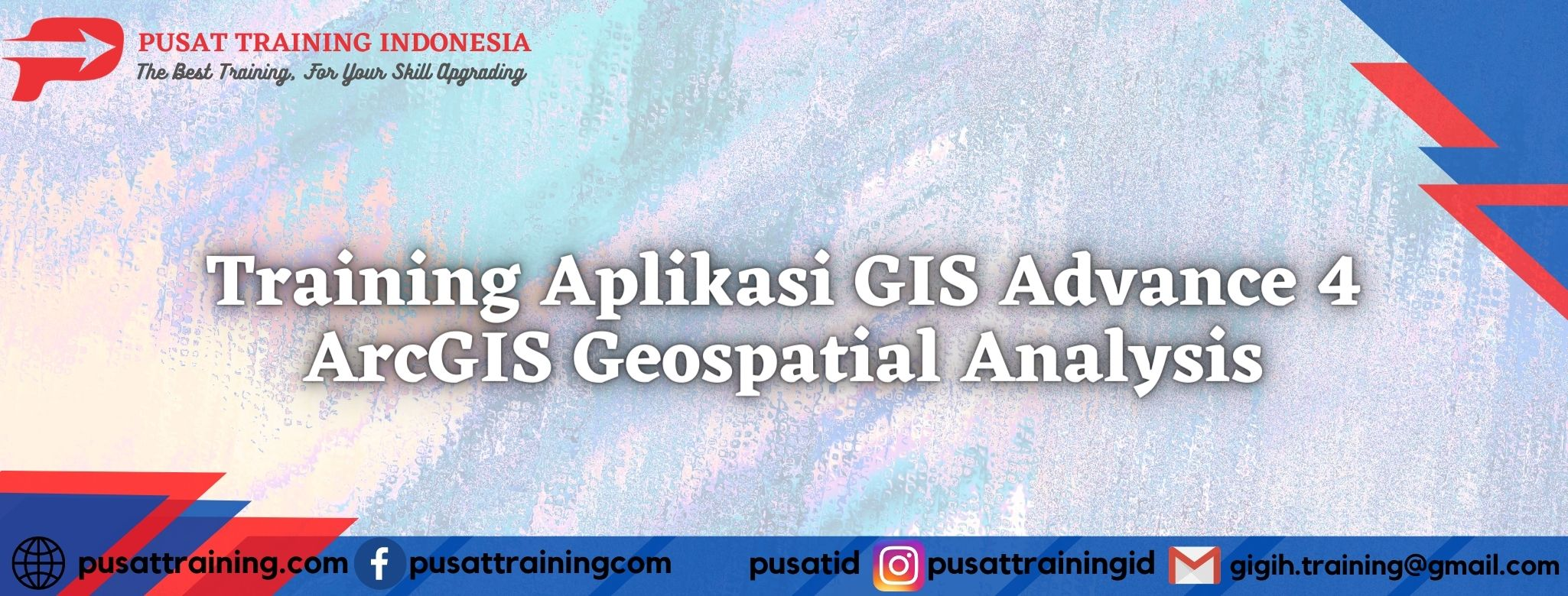 Training-Aplikasi-GIS-Advance-4-ArcGIS-Geospatial-Analysis