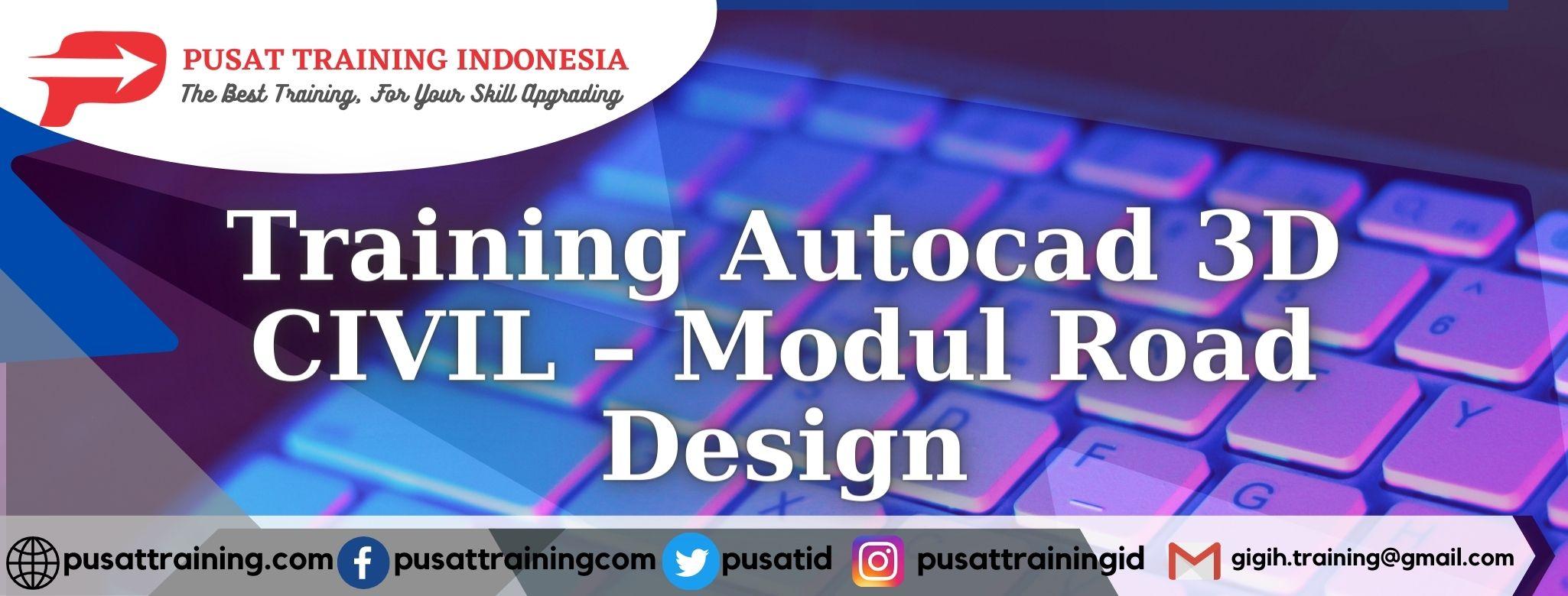 Training-Autocad-3D-CIVIL-–-Modul-Road-Design