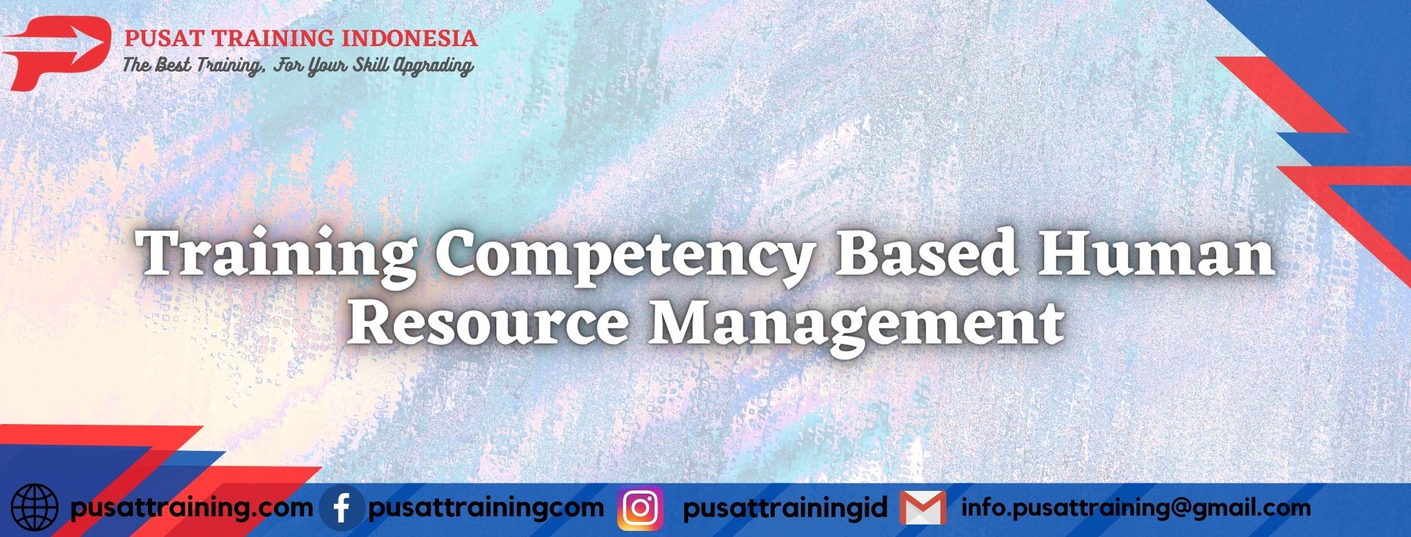 Training Competency Based Human Resource Management